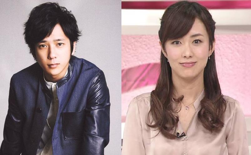 伊藤綾子の結婚は妊娠がキッカケ?嵐・二宮和也との馴れ初めは